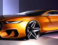 Jaguar XR Concept