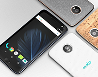 Moto 2017 Design Language (Motorola)