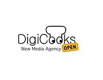 Digicooks Social Media Agency Corporate Works