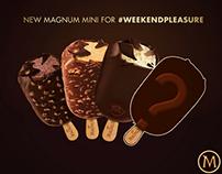 Magnum #WeekendPleasure