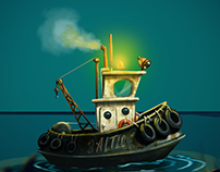 Game UI/UX Design (short introduce)(Digital painting)
