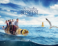 Beerfest Poster – The Travellers
