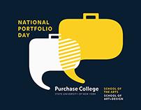 National Portfolio Day Sweatshirts