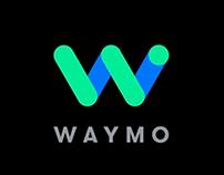 Waymo Car Dashboard Animation
