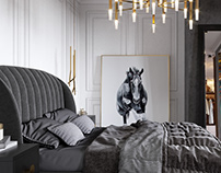 Bedroom in Sochi