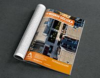 A Blok | Magazine Ad