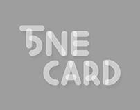 万卡项目设计方案 onecard project design