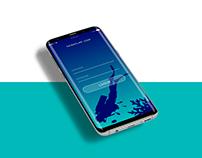 UX/UI Beach App