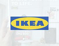 Ikea Facebook Ads