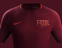 Branding F4TAL Street Football