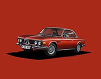 BMW Classic Cars Calendar
