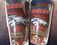 2016 Super Bowl Champions Design