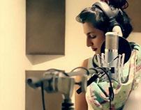 'Moonlight'   Studio Session Music Video