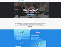 AMP Website Redesign