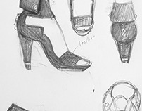 Shoe Design 1&2 - Sketch