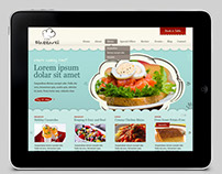 Mazzareli - Restaurant & Cafe WordPress Theme