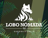 LOBO NÓMADA - Survival | Branding