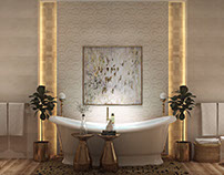 Bathroom - Saloni/Cast (ES)