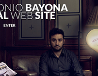 Juan Antonio Bayona (Official Website)