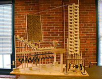 Mechanism Project: Marble Machine