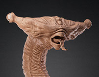 Hammerhead Worm Dragon