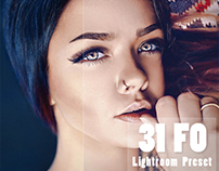 31 FO Lightroom Presets