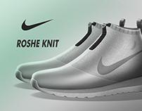 Roshe Knit concept