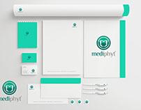 mediphyt branding