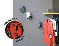 Ironhead Vintage Branding