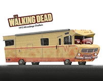 The Walking Dead - ´73 Winnebago Chieftain