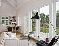 Getaway House Interior