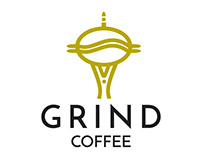 GRIND COFFEE | LOGO & BRAND DESIGN