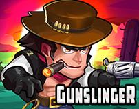 Gunslinger: Animation