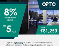 Opto Apartments Investment