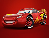 Cars 3 - Key Art