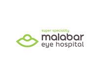 Malabar Eye Hospital Rebranding