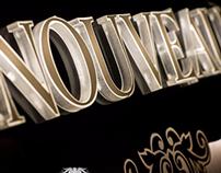 Nouveau Lounge Bar / Signmaking
