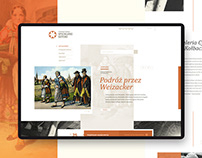 Spichlerz Sztuki (Art Granary) | website redesign