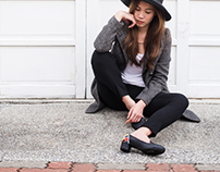// Lookbook // Shoes // Hsiu // Photography