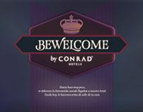 Venta aplicación para Hotel Conrad