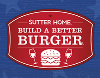 Sutter Home Build a Better Burger