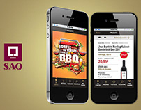 SAQ – Mobile App