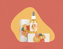 USU COSMETICS - Diseño de packaging
