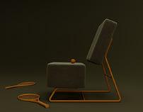 B U T T E R - armchair