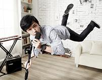 Dean Wang's Music Album