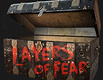Layers Of Fear - Game Assets