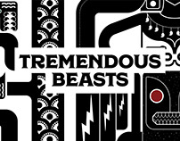 Tremendous Beasts Story Card Series