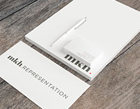 MKH Identity and Website