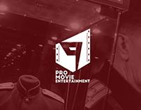 Logo Pro Movie Entertainment