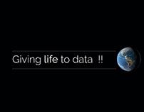NASA Space App challenge winner , UI Design